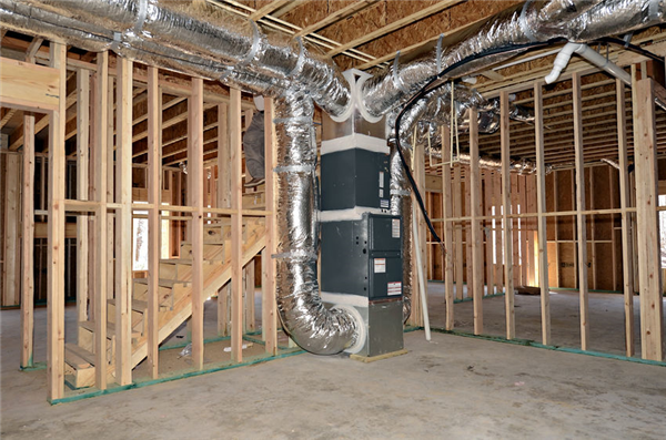 New Homes and Offices Need Duct Cleaning Too