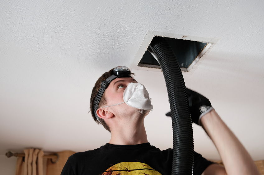 5 Duct Cleaning Myths Dispelled