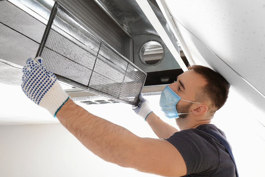 4 Questions: How To Find a Reputable Air Duct Cleaning Service