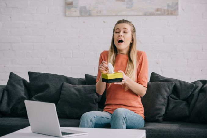 5 Health Hazards of Living With Indoor Allergens