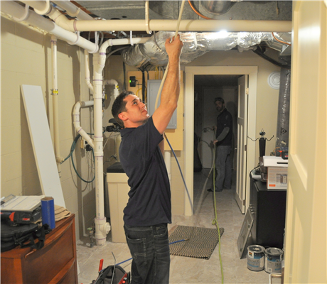 The Benefits of a Thorough Air Duct Cleaning