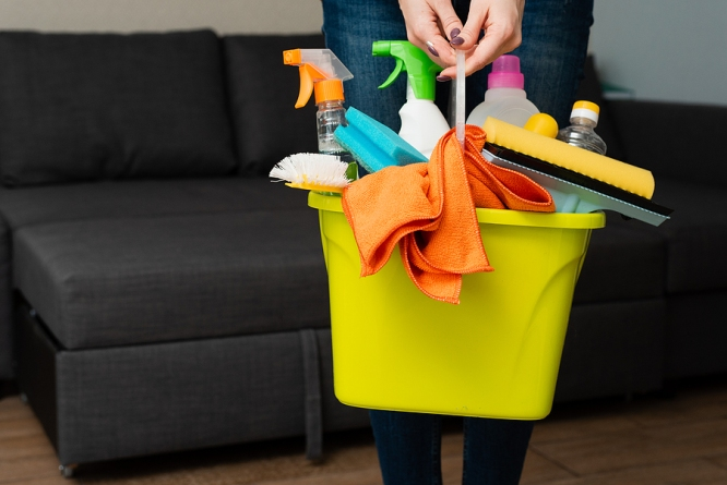 4 Household Cleaning Habits That Contribute to Poor Indoor Air Quality