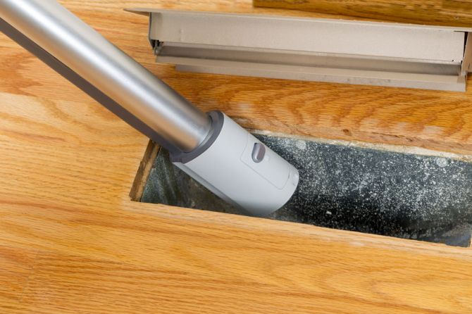 5 Signs Your House Is Due for Duct Cleaning