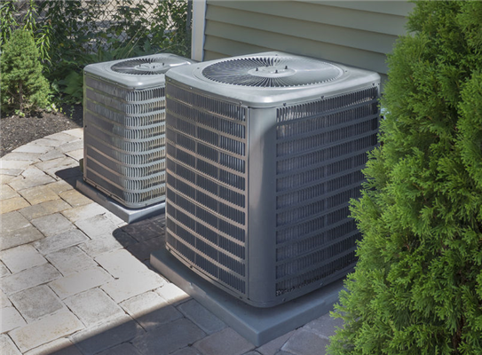 The Effects of Humidity on an HVAC Unit