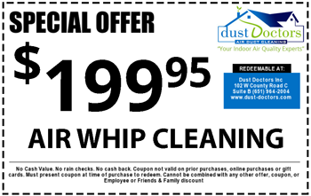 Air Whip Cleaning Deal
