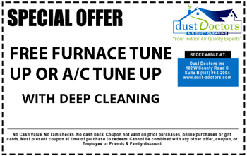 Furnace Tune up Deal